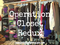 Operation Closet Redux