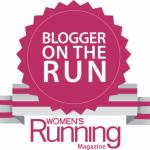 """Pinch Me: I'm Women's Running Magazine's """"Blogger on the Run"""""""