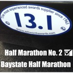 Squeaking By With a New PR at the Baystate Half Marathon (Race Recap)