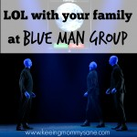 Family Fun with Blue Man Group in Boston (Review)