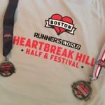 Runner's World Heartbreak Hill Five & Dime (Part Three)
