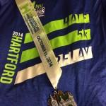 Hartford Half Marathon Recap