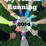 My Year in Running: 2014