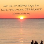 Dreaming of ZOOMA Cape Cod (Save 10%)