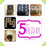 Five for Friday: Instagram Edition