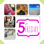 Five for Friday {3.6.15}