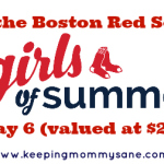 Red Sox Girls of Summer Giveaway ($200 value!)
