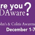 Celebrating Crohn's and Colitis Week