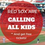 Boston Red Sox Are Calling All Kids (Again!)
